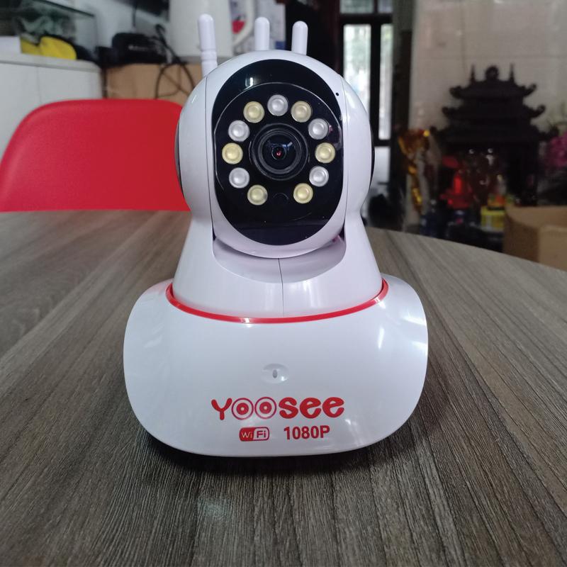 mặt của camera yoosee 2021