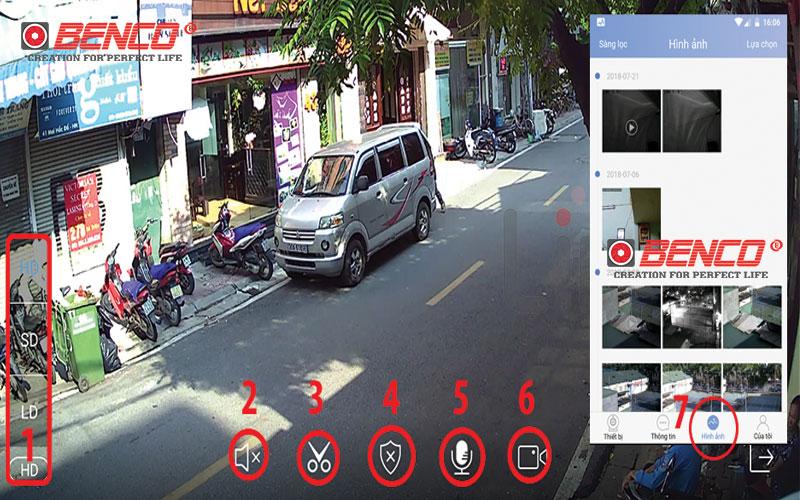Hướng dẫn sử dụng camera wifi