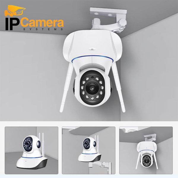 Camera yoosee 3 Râu lắp đặt dễ dàng