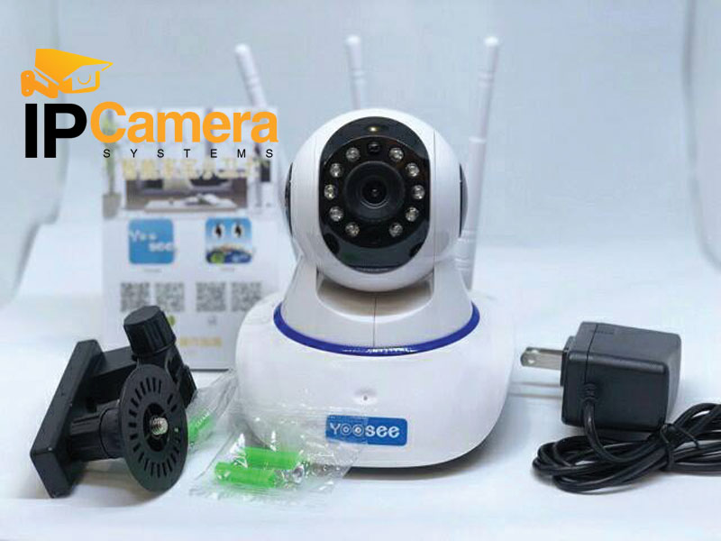 Nguyên Lý Hoạt Động Camera Wifi