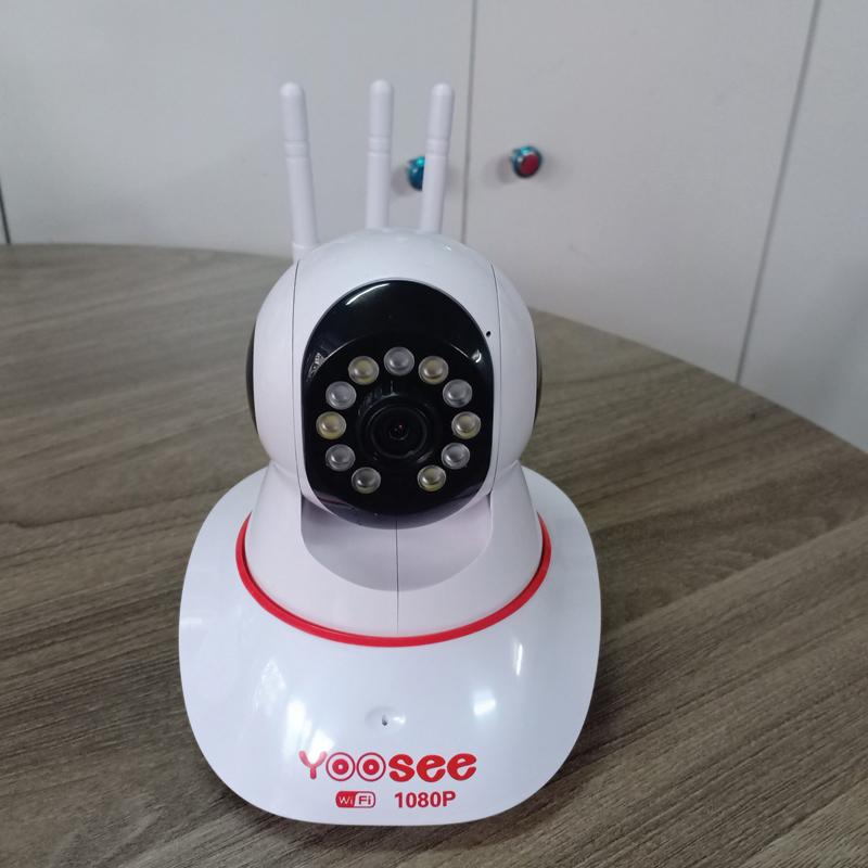 cảm biến hồng ngoại ban đêm có màu của camera yoosee 2021