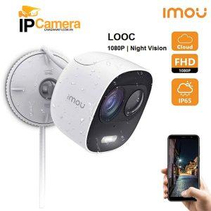 Camera Imou IPC-C26EP Wifi ngoài trời báo trộm