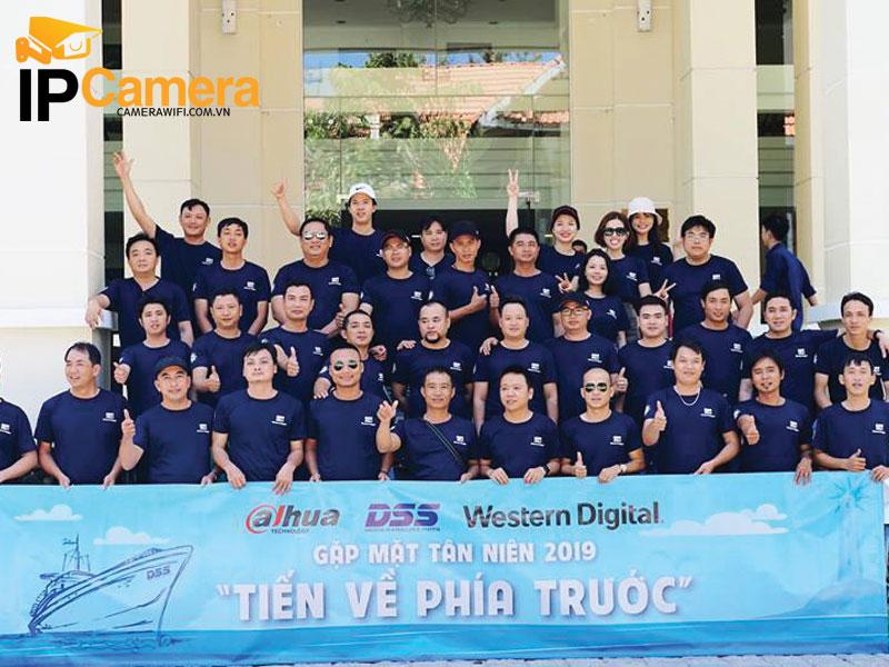 Camera không dây Dahua Việt Nam