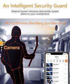 Tính năng báo động báo trộm qua điện thoại