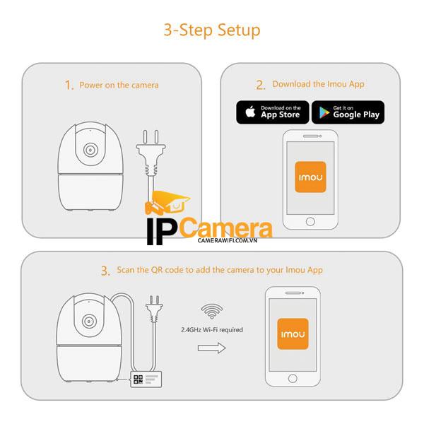 Cài Đặt Camera Imou IPC-A22EP-imou