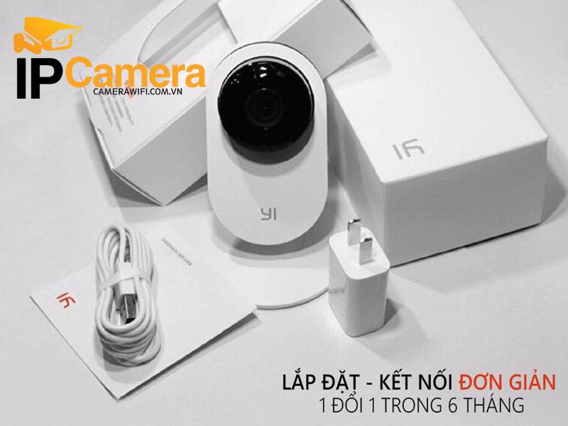 Camera An Ninh Wifi Gia Đình