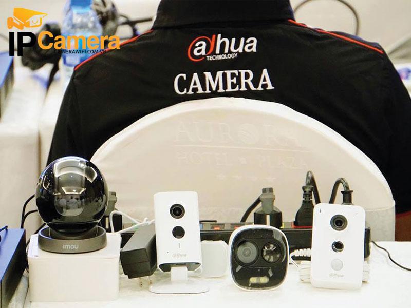 Camera Wifi Dahua