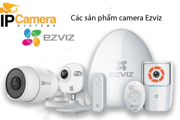 Camera wifi Ezviz giá rẻ