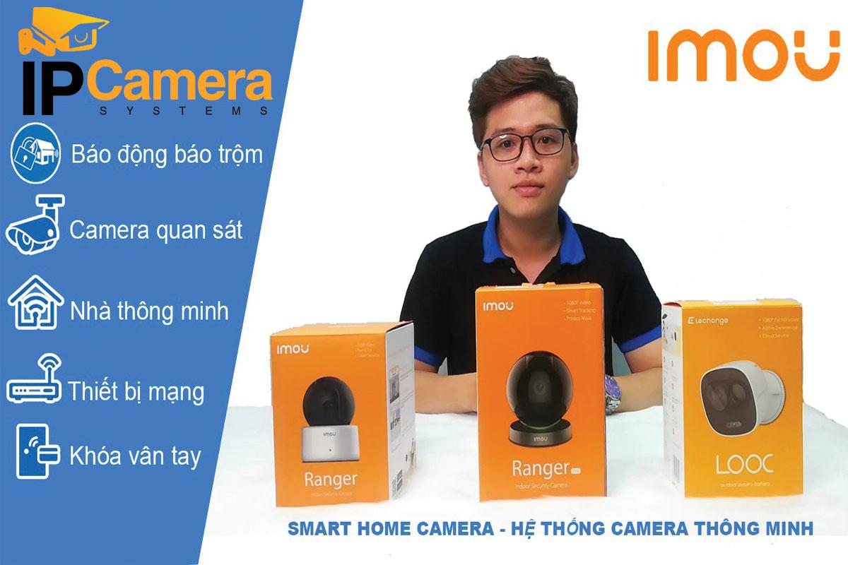 Camera wifi Imou ngoài trời IPC-C26EP