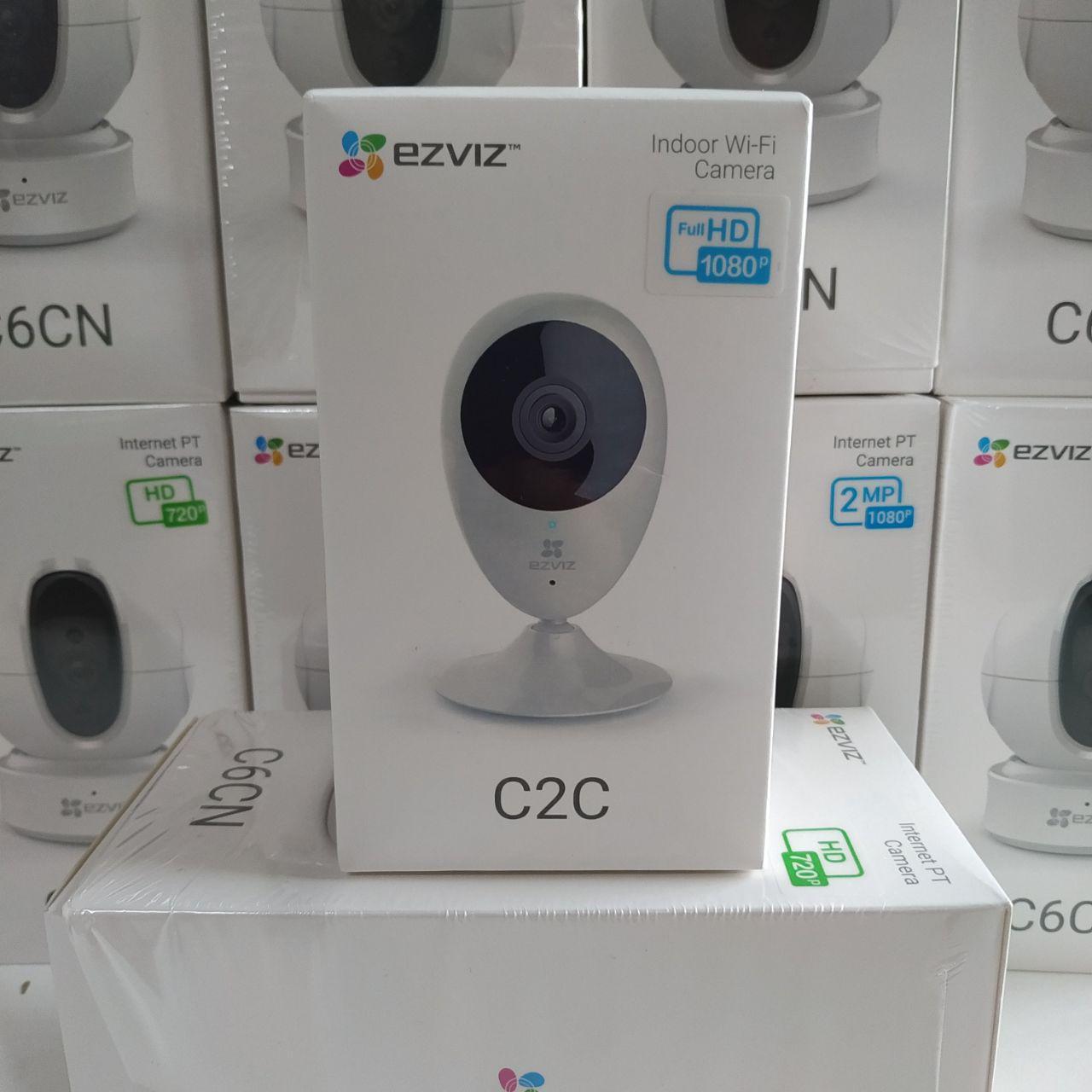 Đóng gói Sản phẩm hình ảnh thực tế Ezviz C2C
