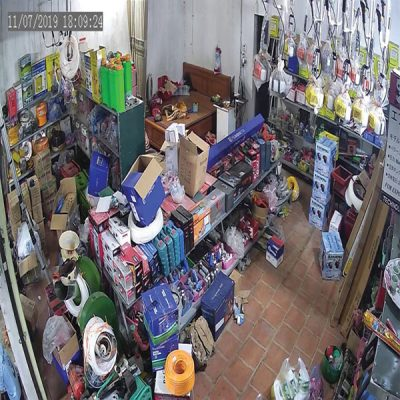 Hình ảnh thực tế cửa hàng tạp hóa