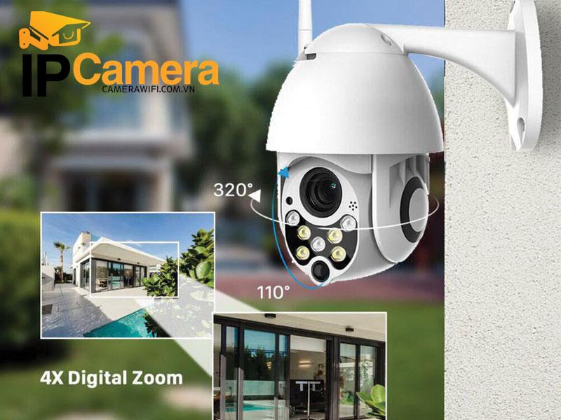 Nguyên lý hoạt động của camera không dây
