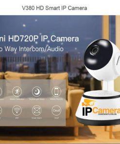 Thông số kỹ thuật Camera Wifi V380
