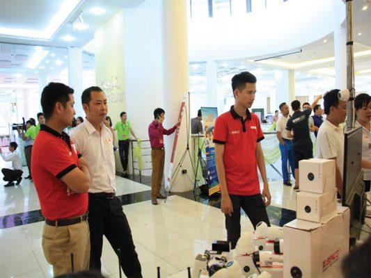 Liên hệ mua camera wifi tại Hà Nội vàHCM