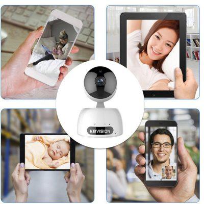 camera wifi 360 không dây kbvision KW-H2