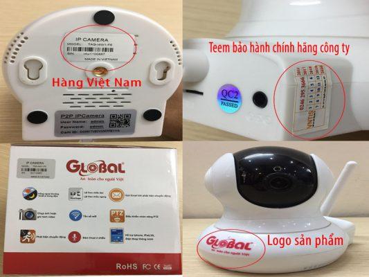 Camera ip wifi global 1