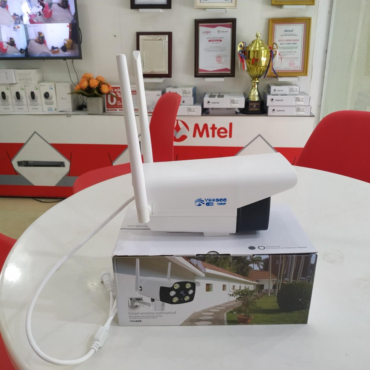 hình ảnh sản phẩm tại showroom camera wifi