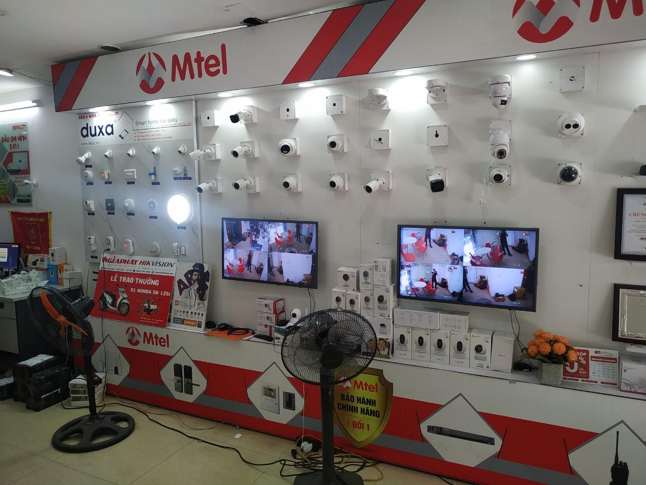 Hình ảnh showroom Camera Wifi