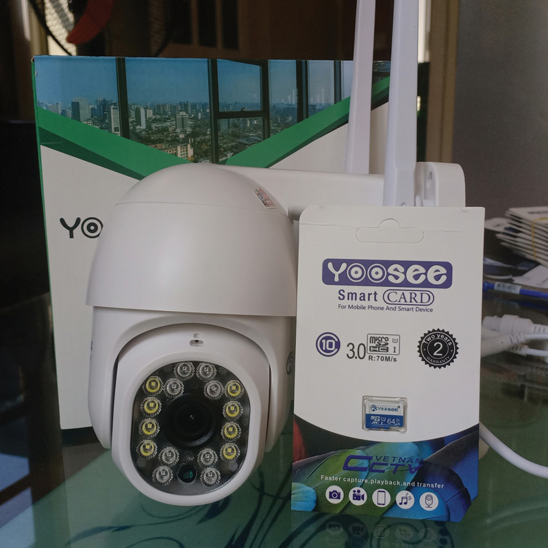 Thương hiệu camera wifi bán chạy